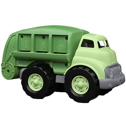 green toys camión de reciclaje