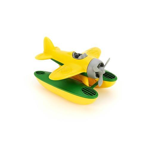 green toys hidroavión - amarillo
