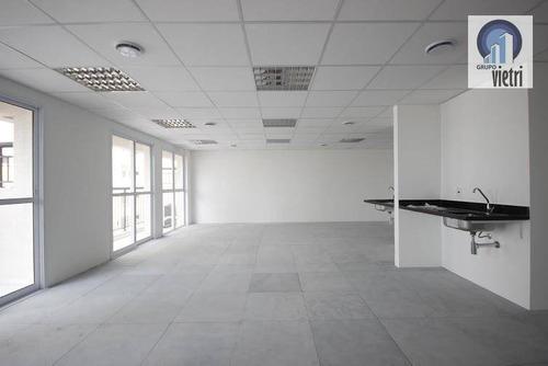 green work -  conjunto  comercial para locação, jabaquara, são paulo. - cj0032