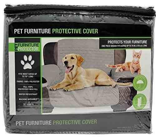 greenco acolchados sofá de mascotas protector de muebles
