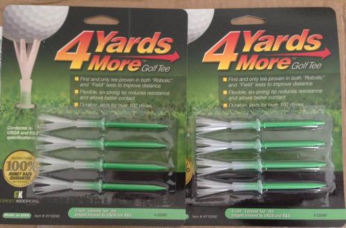 greenkeepers tees 4 yards more 4y10240