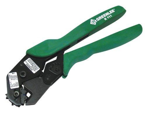 greenlee k111 crimping tool 8-1 awg
