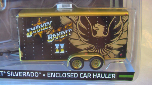 greenlight 1:64 hollywood hitch & tow smokey and the bandit