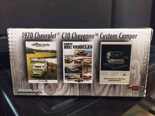 greenlight 1971 chevrolet c10 cheyenne