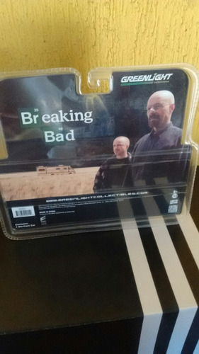 greenlight 1986 fleetwood bounder breaking bad