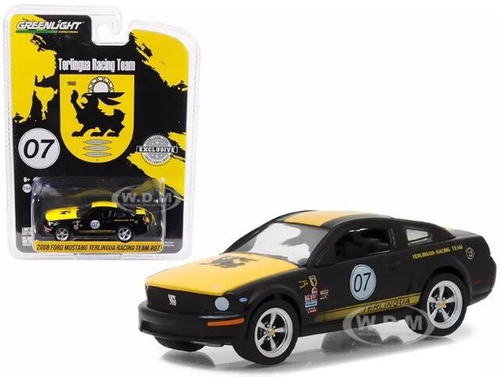 greenlight 2008 ford mustang terlingua hobby exclusive
