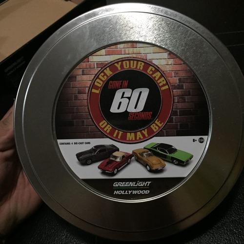 greenlight, 60 seconds, 60 segundos 1/64