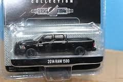greenlight black bandit 2014 ram 1500 - lacrado