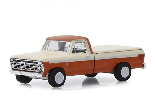 greenlight blue collar 1973 ford f-100 1:64