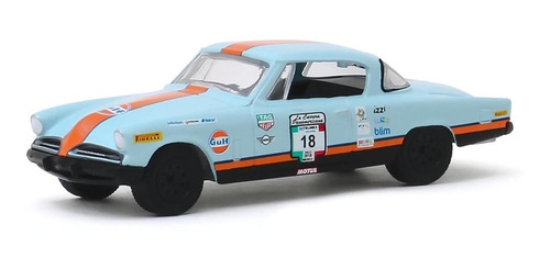 greenlight carrera 1953 studebaker champion rally 18 1:64