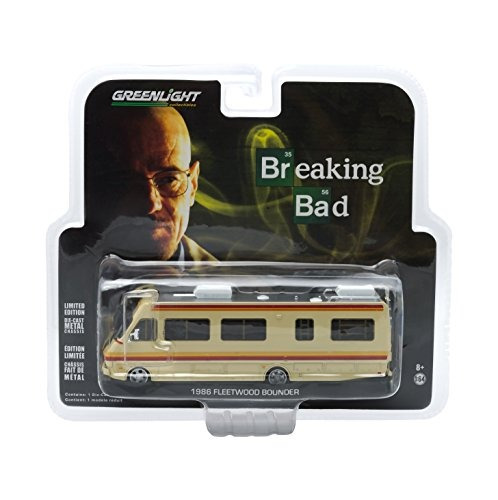 greenlight collectibles breaking bad 2008-13 se envío gratis