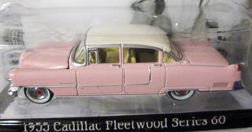 greenlight elvis, 1955 cadillac fleetwood series 60 - e/1:64