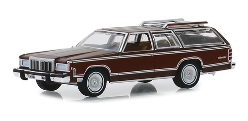 greenlight estate wagons 1980 mercury grand marquis colony