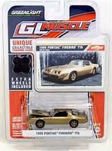 greenlight - gl muscle - 1980 pontiac firebird tta - 1/64