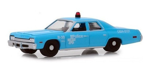 greenlight hot pursuit 1974 dodge monaco 1:64