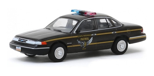 greenlight hot pursuit 1995 ford crown victoria 1:64