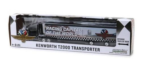 greenlight indianapolis motor speedway transporter 1:64