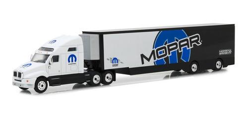 greenlight mopar 2018 kenworth t2000 transporter 1:64