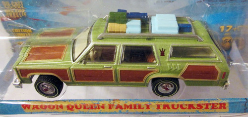 greenlight vacation wagon queen family truckster escala 1:64