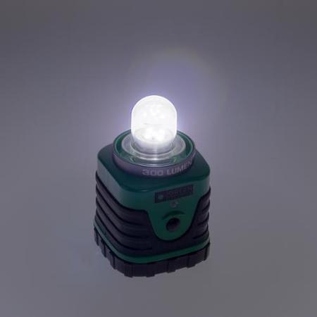 greenlighting nuevo verde 300 lúmenes muli-funcional led