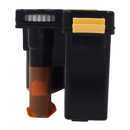 greensky 4packs (1 x negro-cian-amarillo-magenta) reemplazo