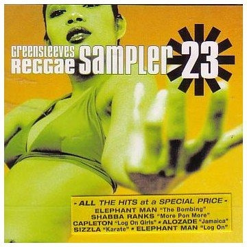greensleeves reggae sampler 23 [vinilo]