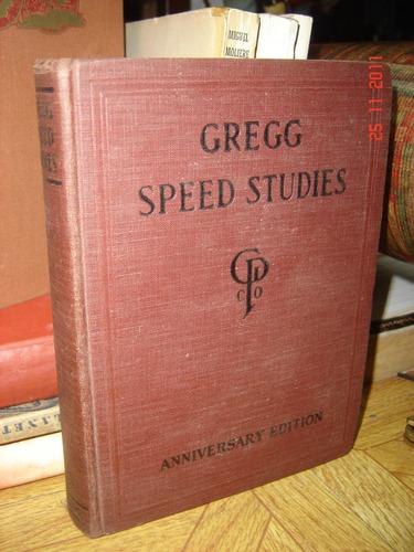 gregg speed studies - john robert gregg - griego