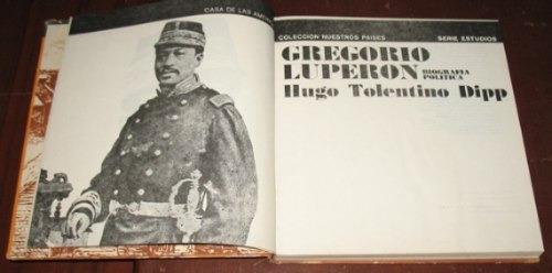 gregorio luperón hugo tolentino historia república dominican