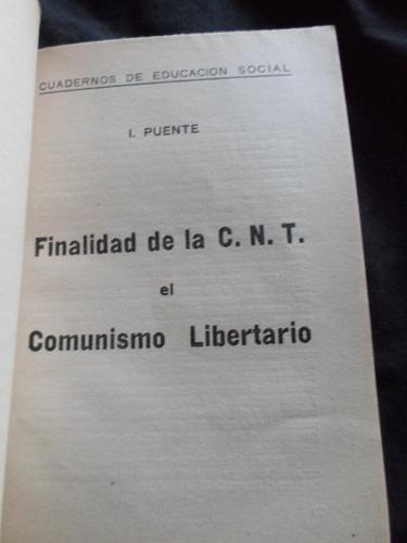 gregorio ortuzar - teoria y practica anarco sindicalismo