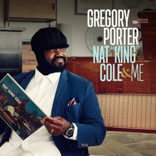 gregory porter nat king cole & me cd nuevo jazz blue note