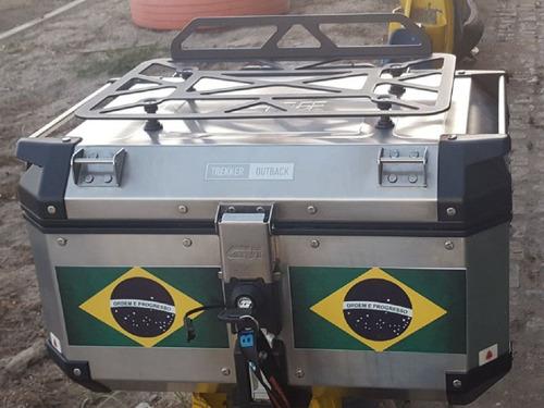 Grelha Bau Aluminio Churrasqueira Grade Bauleto Chapa Chapam R