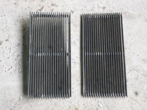 grelha entrada de ar da tampa do motor de puma conversível