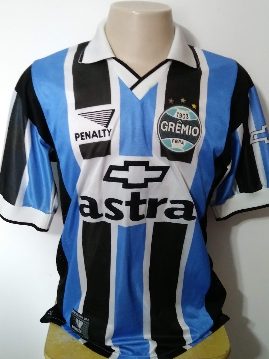gremio camisa 1999 de jogo - 25. Carregando zoom. 36e9a7dae84b0