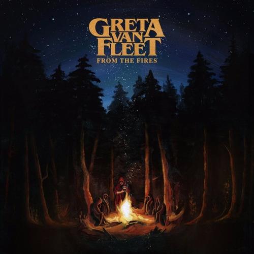 greta van fleet from the fires vinilo lp nuevo en stock
