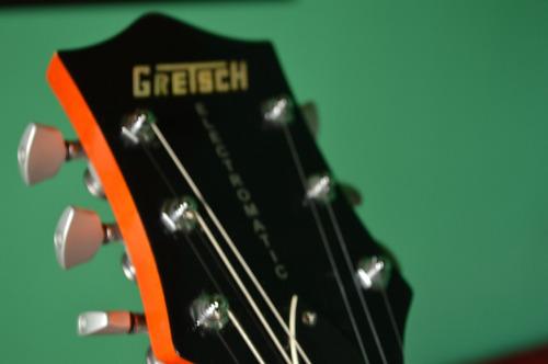 gretsch 5120 con upgrades!!!