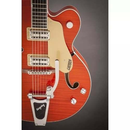 gretsch guitarra electrica brian setzer nashville g6120ssl.