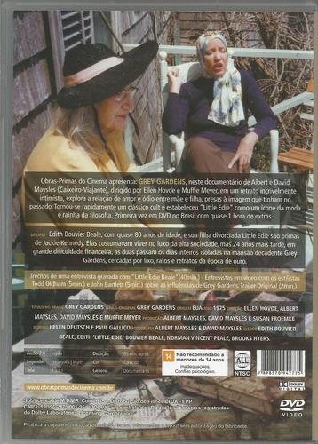 grey gardens  -  dvd  - veja o trailer