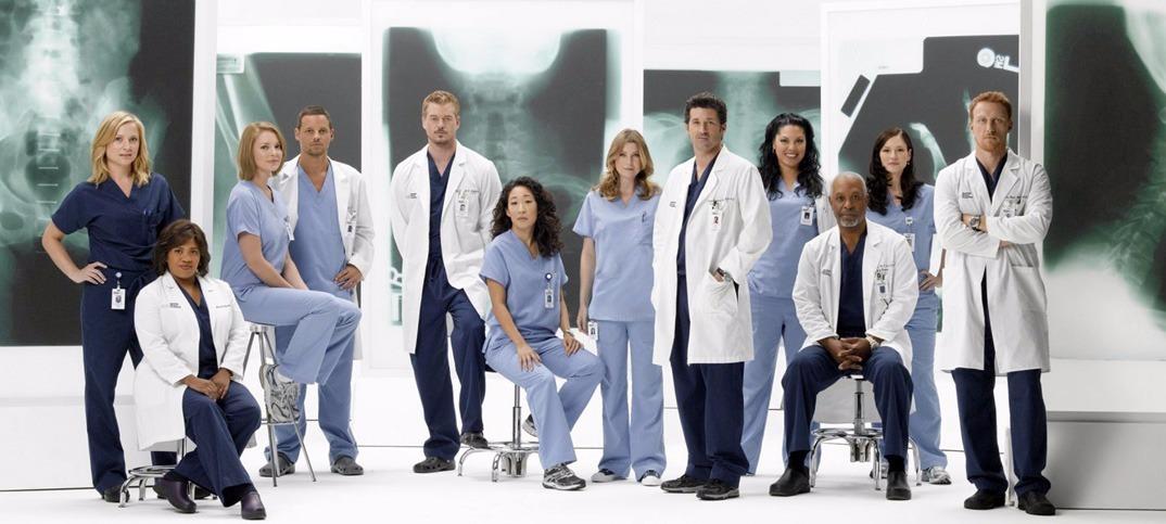 Grey\'s Anatomy 4 º Temporada Completa Em Até 24 Horas - R$ 8,00 em ...