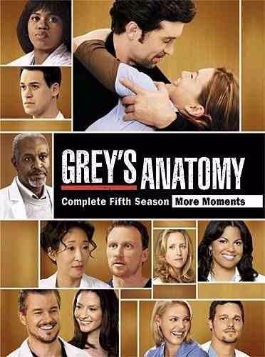 grey's anatomy - quinta temporada