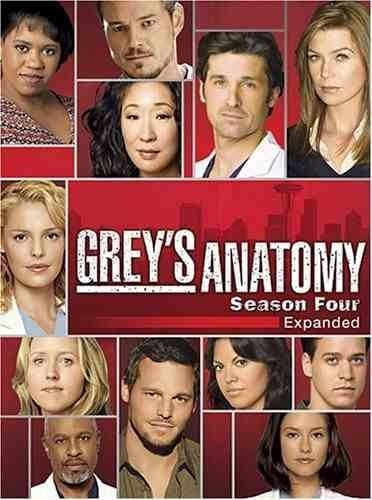 grey's anatomy - temporada 4 - expanded