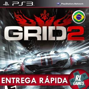 bae5947e52 Grid 2 - Dublado Português - Jogos Midia Digital Ps3 Psn