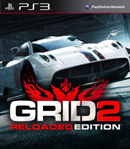 grid 2 reloaded ps3 digital (no disco)