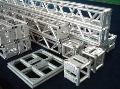 grid completo treliça aluminio q25