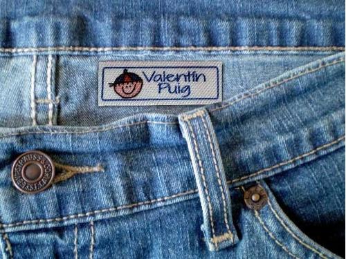 grifas y etiquetas de pegar con plancha o de coser para ropa