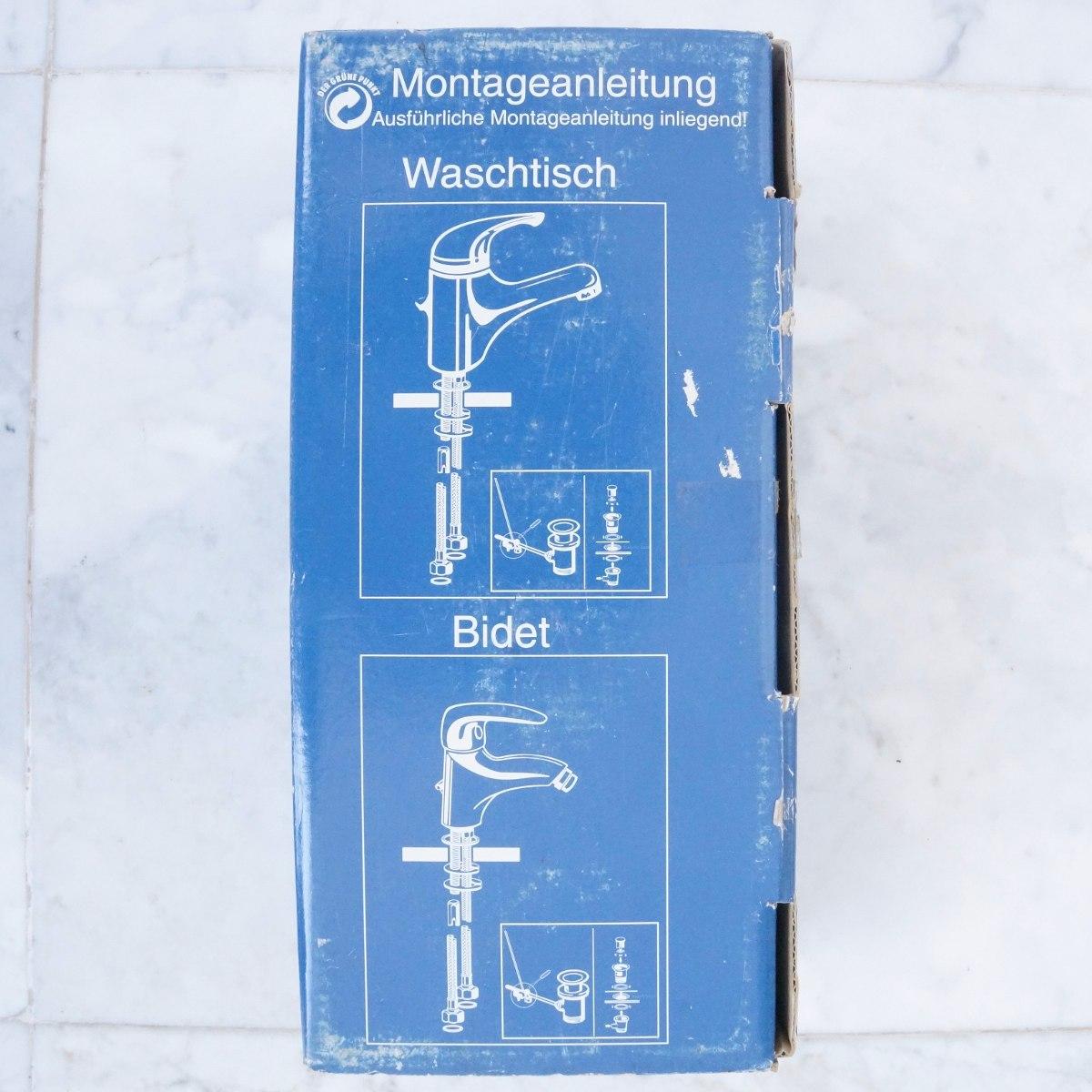 Grifer a alemana monocomando para lavamanos marca schl fer for Griferia para lavamanos precios