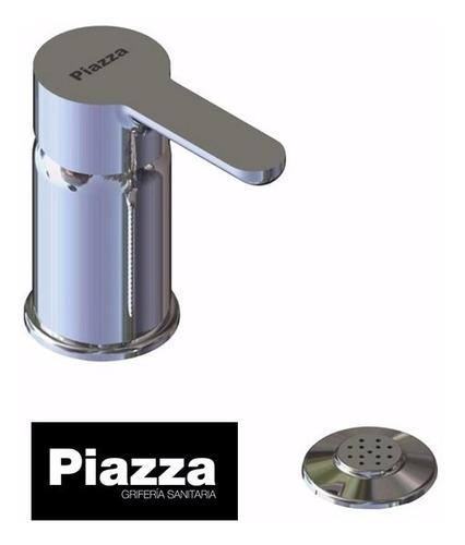 grifería baño bidet mono cerámico piazza emblem yvon 10005
