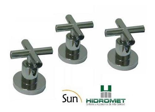 griferia baño cierre ceramico hidromet sun sin transferencia