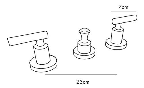 griferia baño combo climb hidromet cierre ceramico duchon