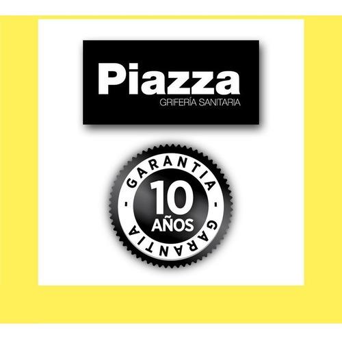 grifería baño ducha embutir piazza domani 31006 gtía 10años