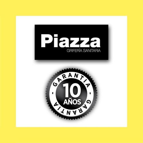 grifería baño ducha embutir piazza optima 31206 gtia 10 años